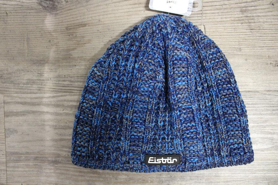 Eisbär Fleur Herren Wintermütze Farbe: Blau Preis: 39,99€