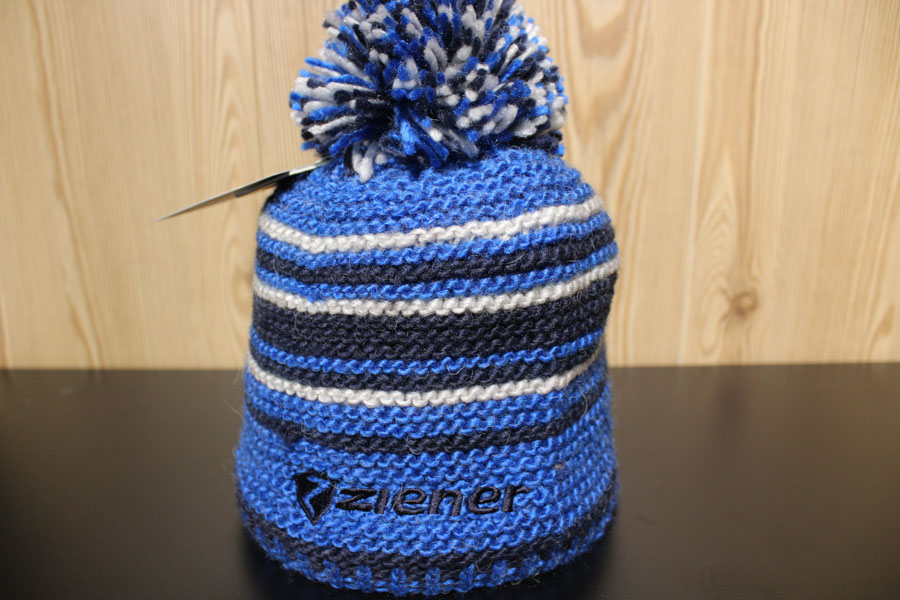 Ziener Irelo Kinder Wintermütze Farbe: Blau Preis: 29,99€