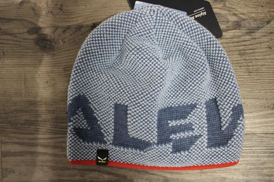 Salewa Agner Herren Wintermütze Farbe: Silber Preis: 34,99€