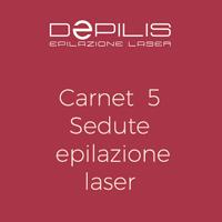 Acquista on line un percorso di epilazione laser.