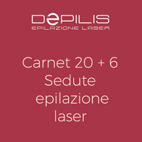 percorso di epilazione laser. Acquista on line