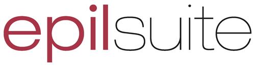 logo epilsuite prodotti cosmetici specifici per l'epilazione laser