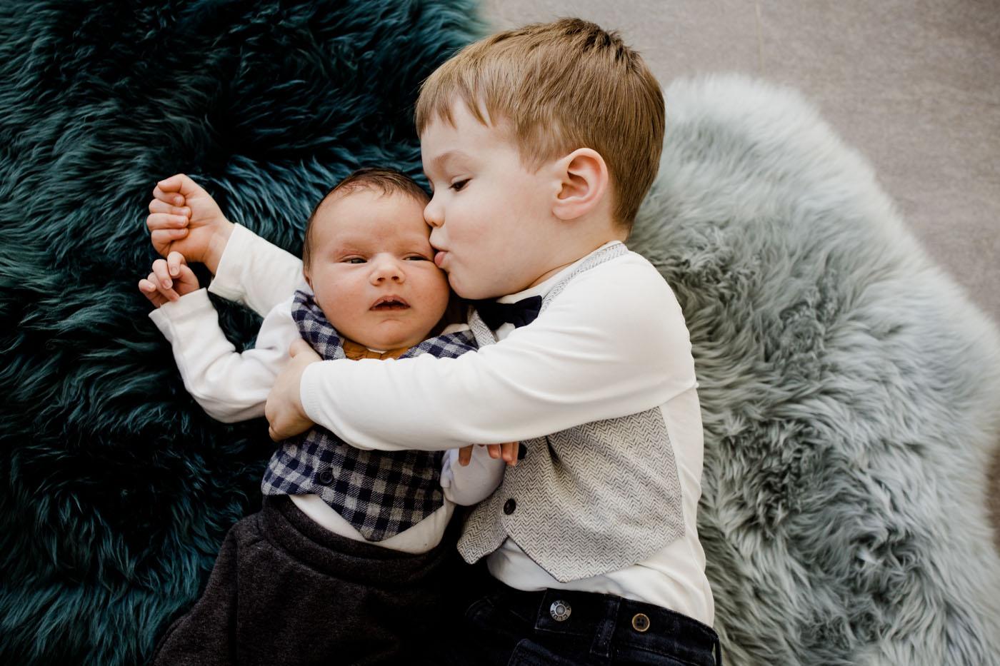 Newbornshooting Familienreportage Babysfotos Recklinghausen