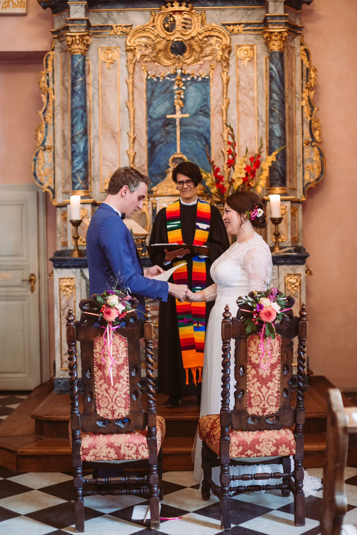 Hochzeit Schloss Auel Lohmar