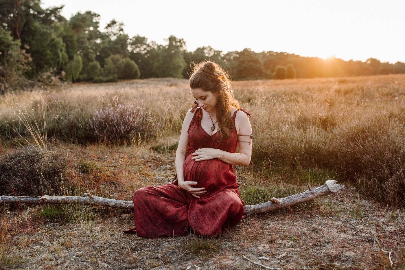 Babybauchshooting Fotografin Recklinghausen Lena Manteuffel