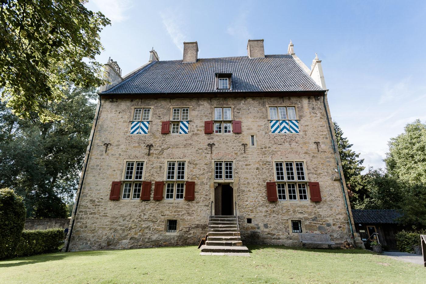 Hochzeit Burg Hohes Haus Nienborg