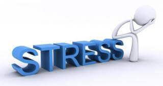 長年のストレスによる抜け毛