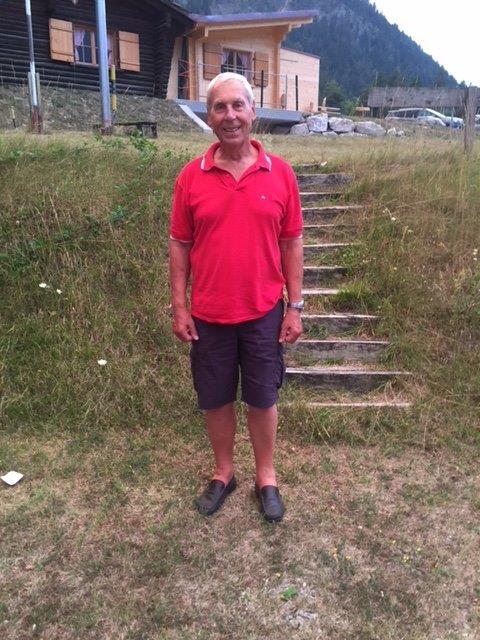 Johann Ulrich Mani / Sieger Ordonanzwaffen 300m liegend