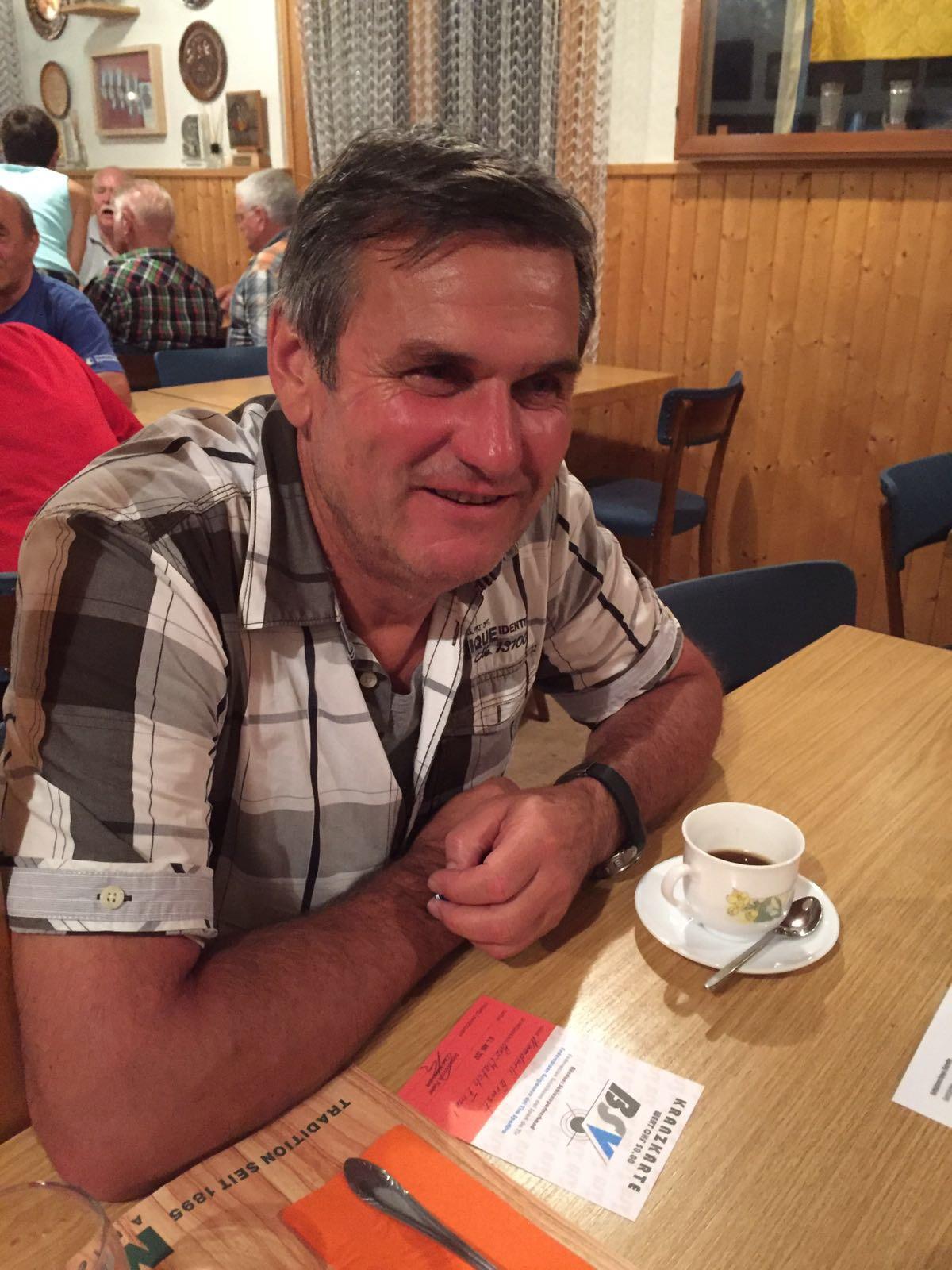 Ernst Wunderli, Sieger Ordonanzwaffe 2 Stellung 300m / 255 Punkte