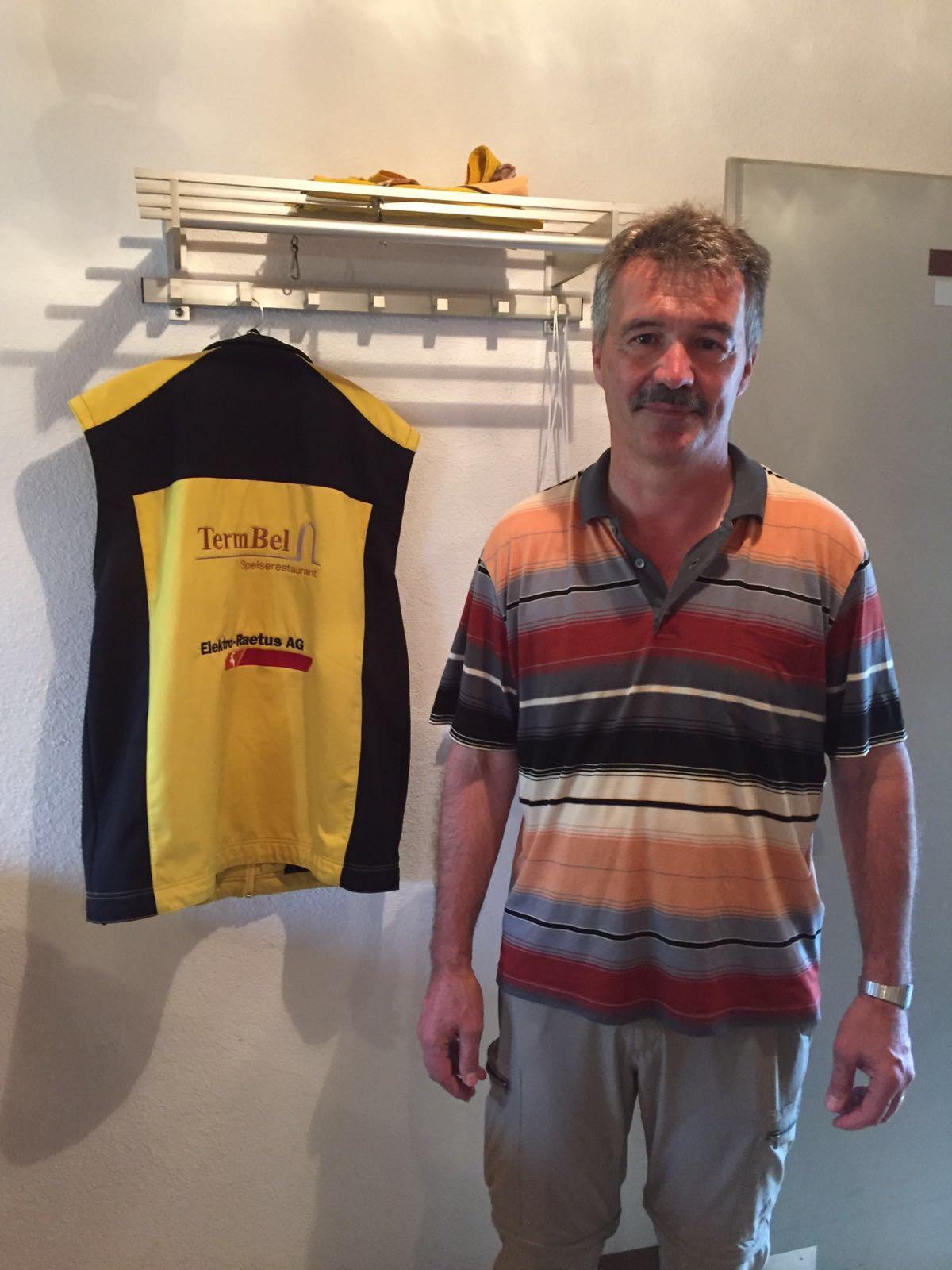 Meinrad Monsch, Sieger Sportwaffe liegend 300m / 289 Punkte