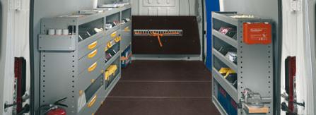 Muebles furgon