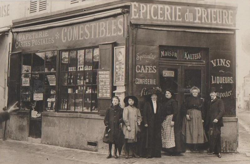 Maisons-Laffitte rue du Prieuré