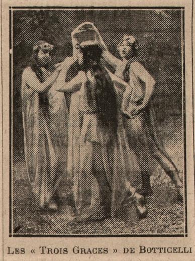 """Image """"l'Excelsior"""" 7 juillet 1927"""