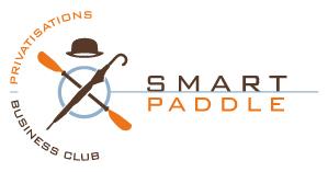 logo de smart paddle