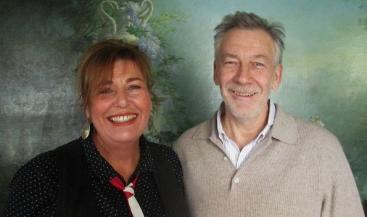 Les hôtes :  Annie et Frédéric