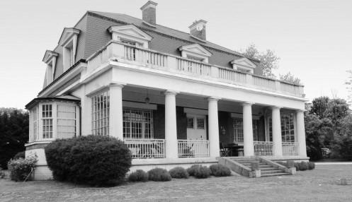 Villa Carmen maison de la Môme Moineau