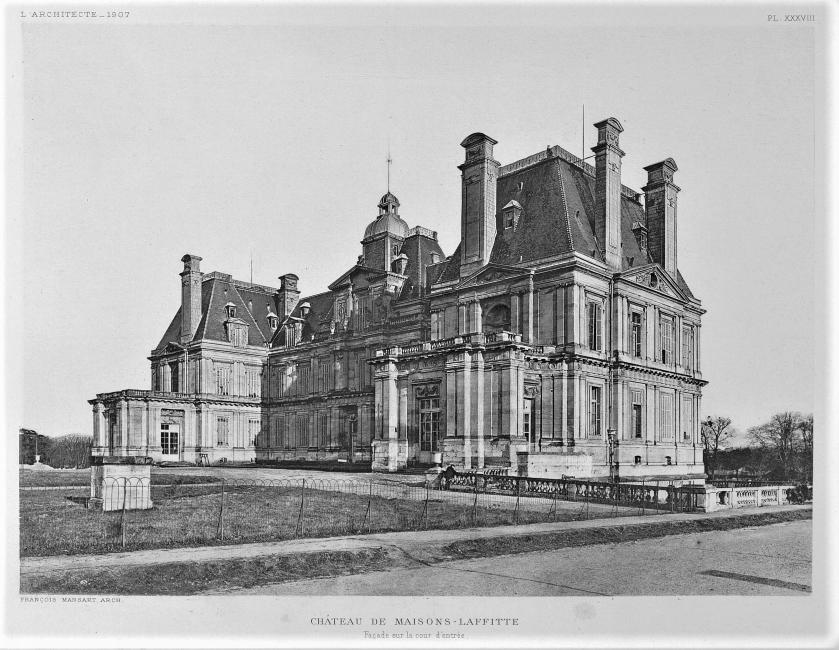 maisons-laffitte le chateau