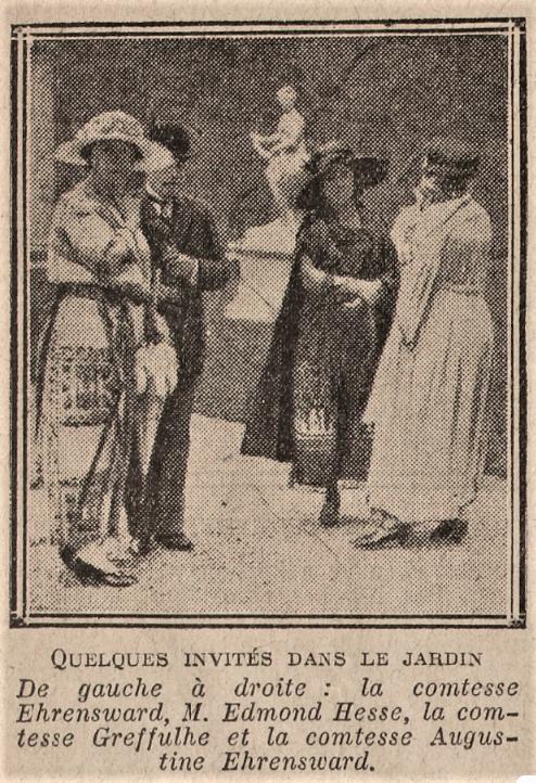 """Image """"l'Excelsior"""" 1er juillet 1922"""