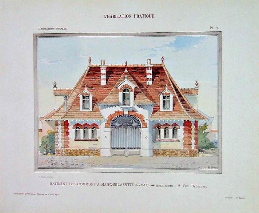 maisons-laffitte maison