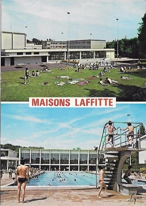 """Maisons-Laffitte """"La Piscine"""""""