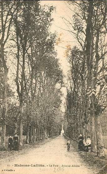 maisons-laffitte avenue albine
