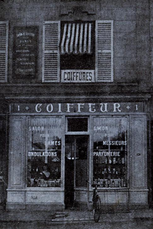 maisons-laffitte, ancien commerce