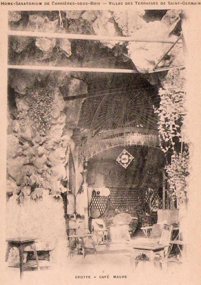 mesnil-le-roi sanatorium hopital militaire de carrieres-sous-bois