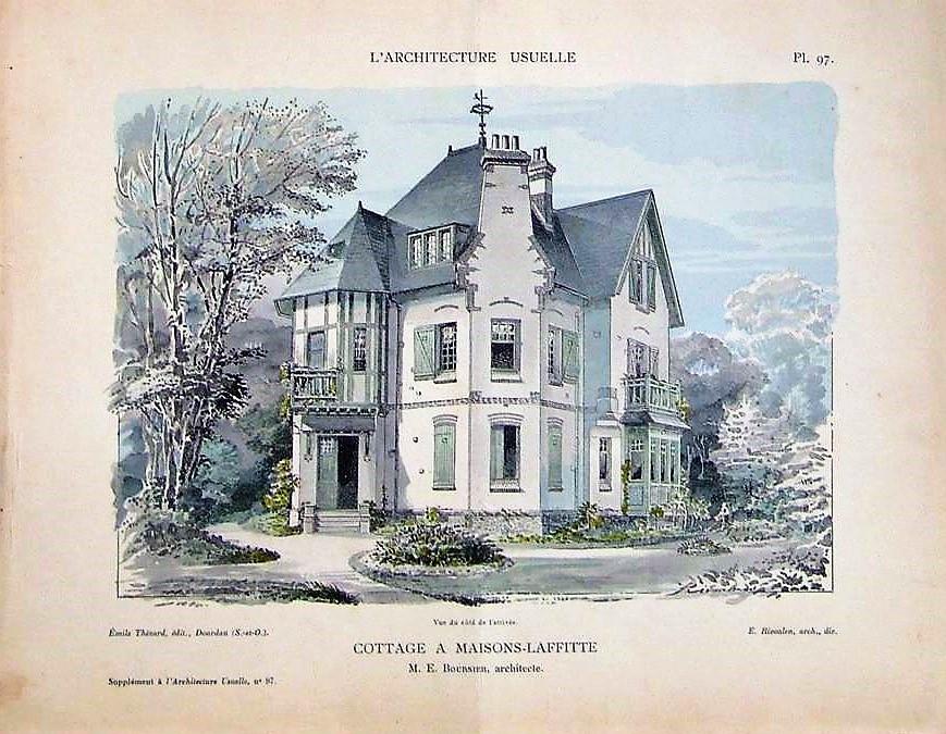 maisons-laffitte cottage