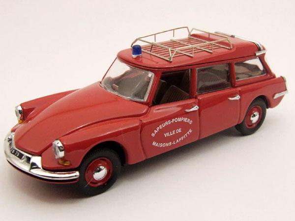 ambulance des pompiers de Maisosn-Laffitte