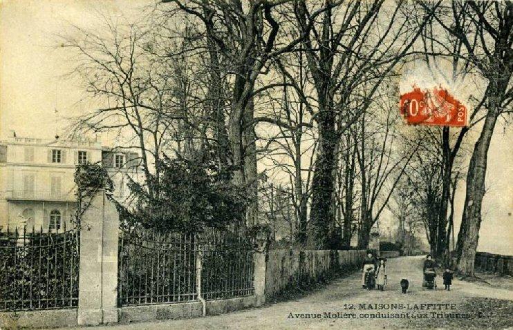 maisons-laffitte avenue moliere
