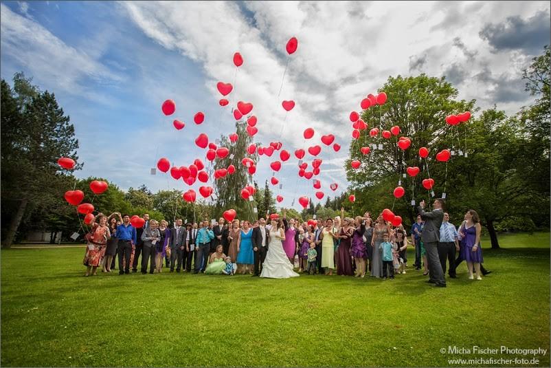 Heliumherzen Massenstart (Foto Micha Fischer)