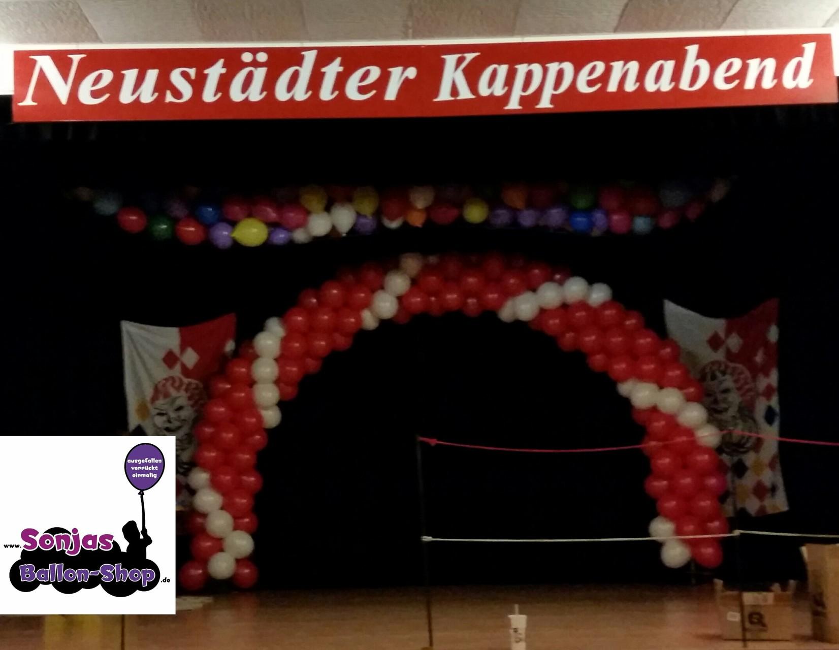 Neustädter Narrenverein Kappenabend
