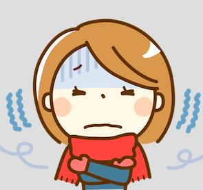 寒さによる肩こりの悪化