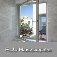 fenêtre alu kassiopée à clermont-ferrand