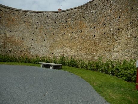 Le mur Grimaldi