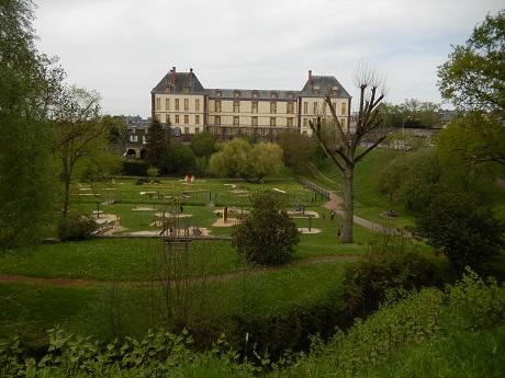 Le château des Matignon