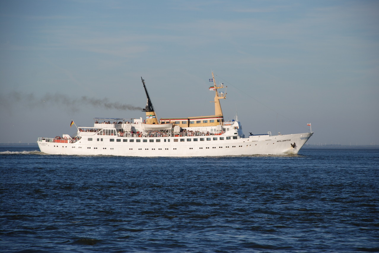 Seebäderschiff Atlantis
