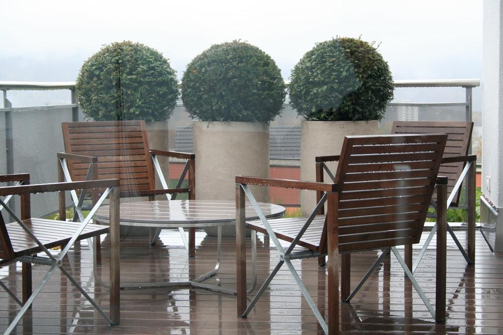 Terrassenbepflanzung Kunde  |  Starrkirch-Wil