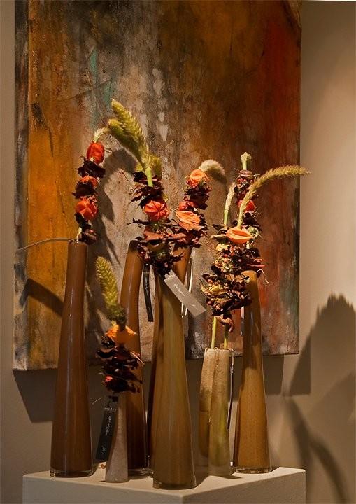Herbstausstellung 'Pur Pur'  |  2010