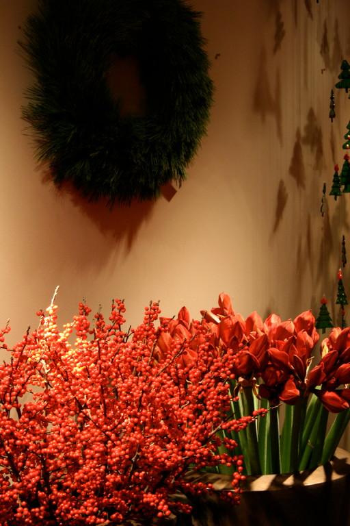 Adventsausstellung 2007 von Arx Blumen & Garten  |  Olten
