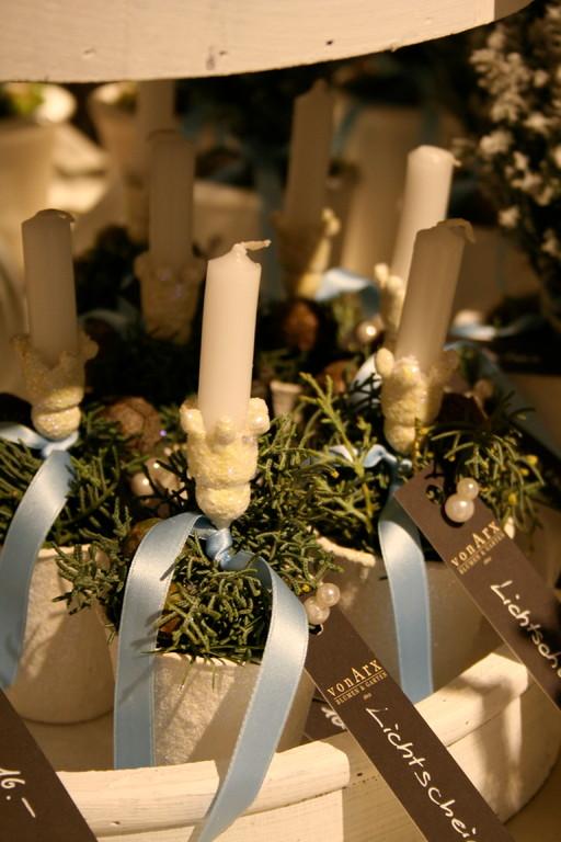 Adventsausstellung 2010 von Arx Blumen & Garten  |  Olten