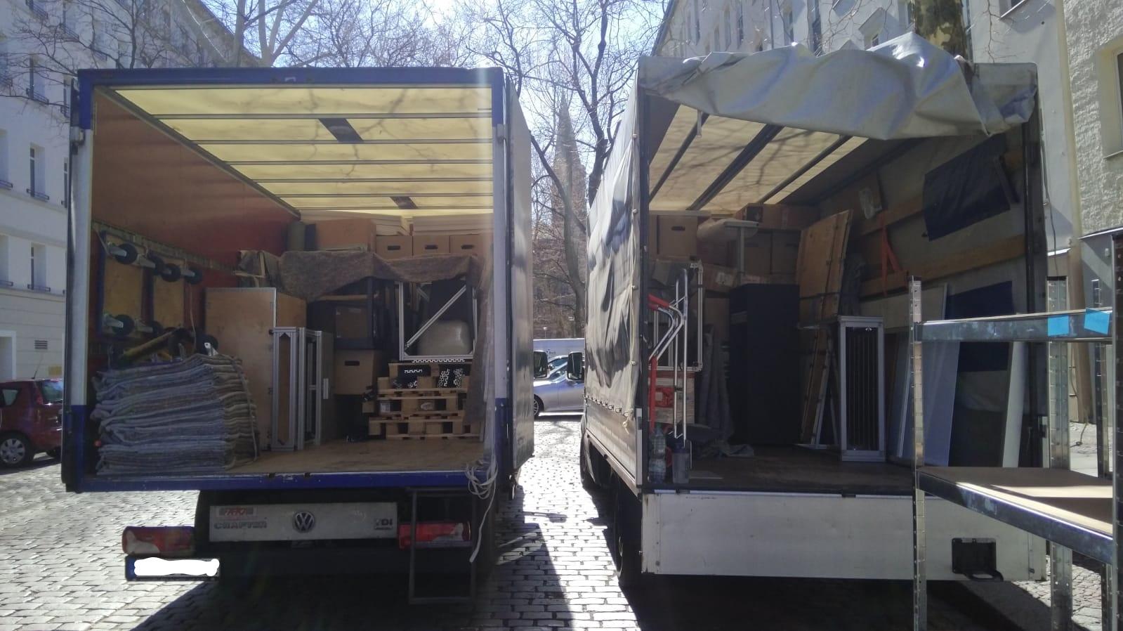 Möbeltransport Berlin Prenzlauer Berg