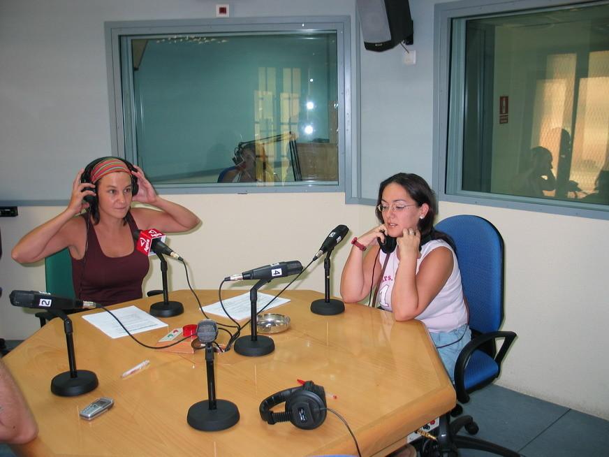 Divulgación por radio