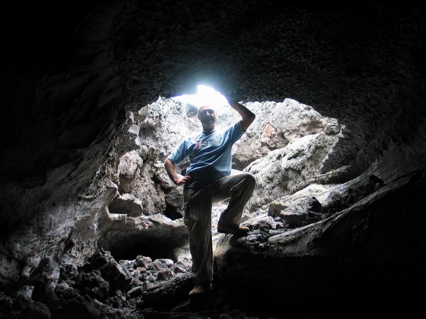 Descenso al Tubo Volcánico, La Palma
