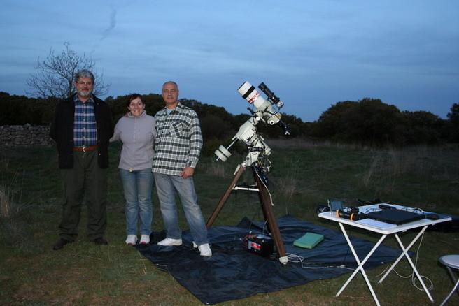 Astronómadas y amigos