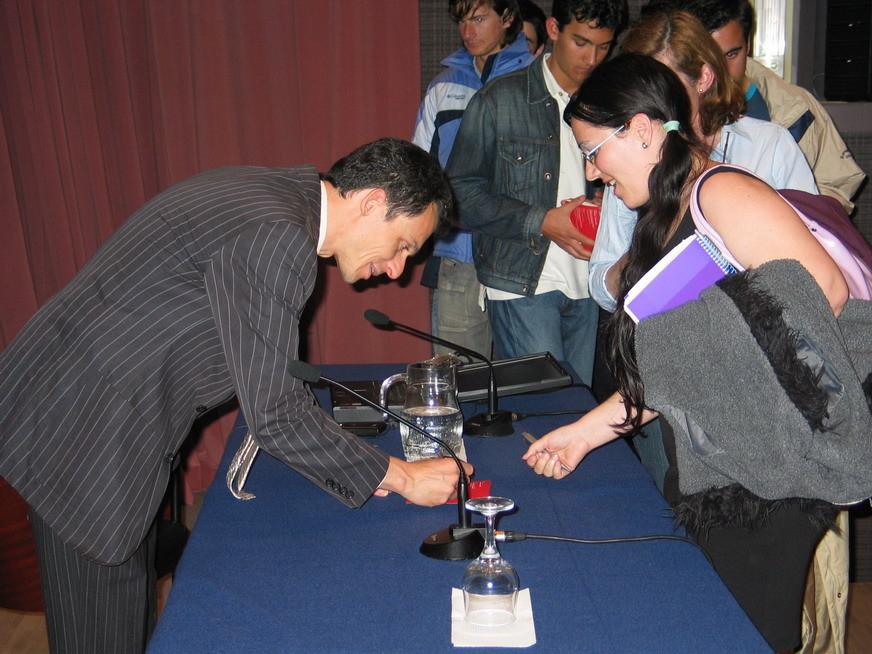 Astronómadas con Pedro Duque