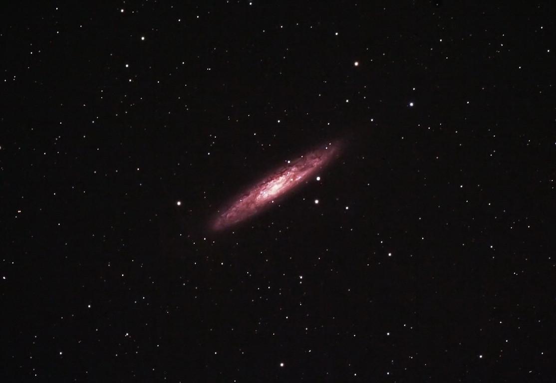 NGC253 Sculptor Galaxy octubre 2008