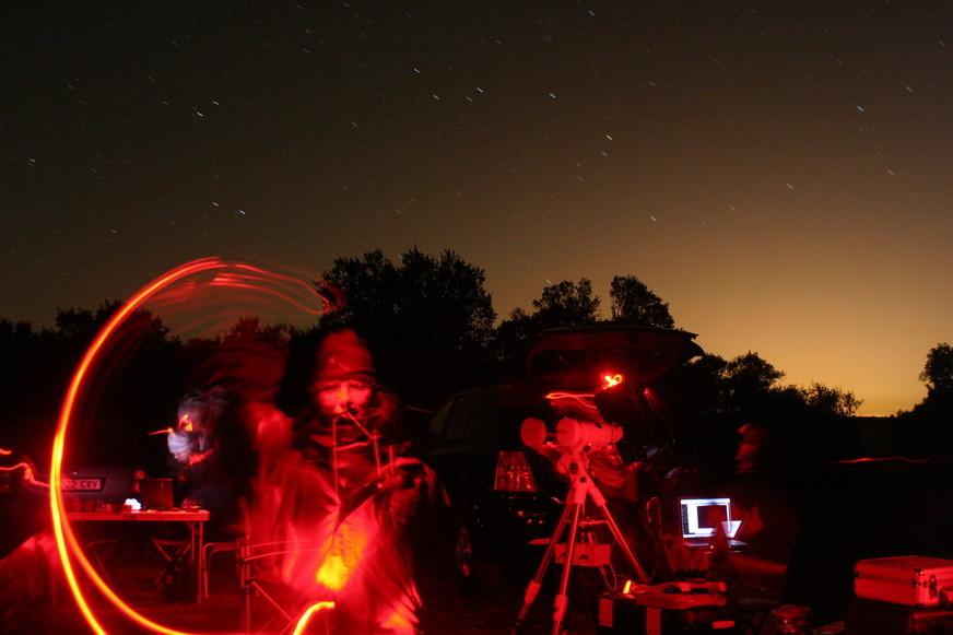 Quedada astrofotográfica