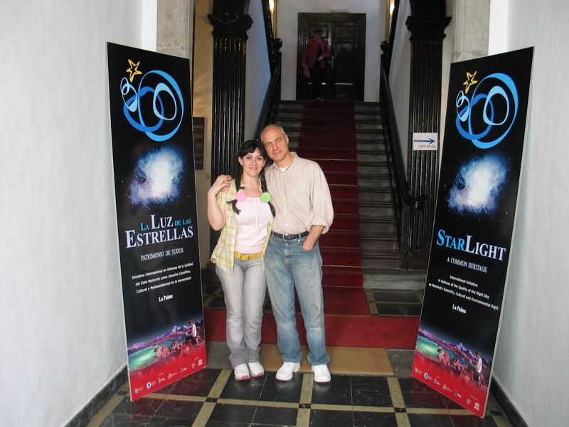 Proyecto StarLight, La Palma