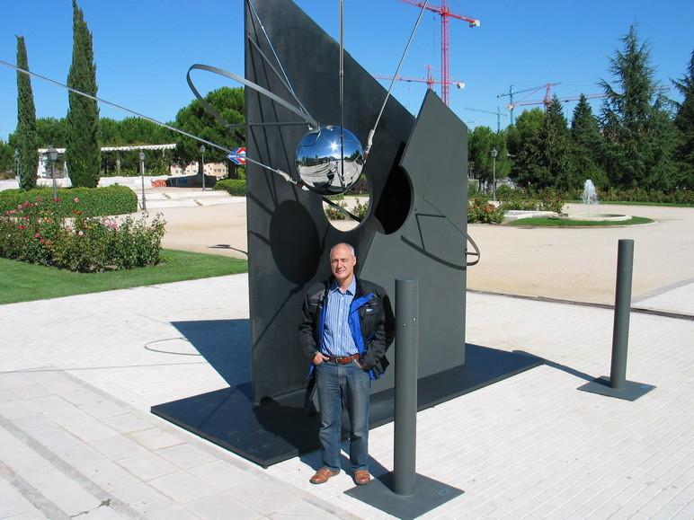 Exposición Sputnik, Planetario de Madrid